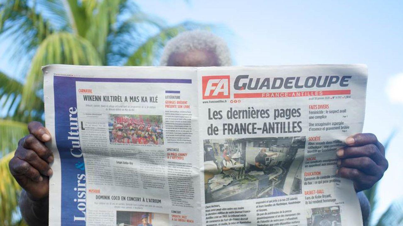 XAVIER NIEL : L'OFFRE DE REPRISE DE FRANCE-ANTILLES VALIDÉE