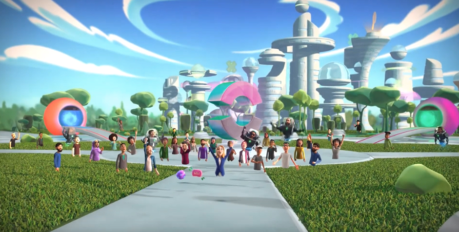 Facebook dévoile Horizon, un réseau social en VR